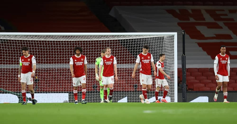 Mikel Arteta pin points decision which cost Arsenal win against Slavia Prague