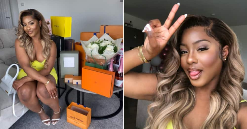 'Got the Receipts': Lady Claps Back at Trolls Saying She Faked Expensive Gifts