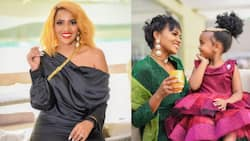 Pierra Makena's daughter adorably asks mum when she'll get married, get another child