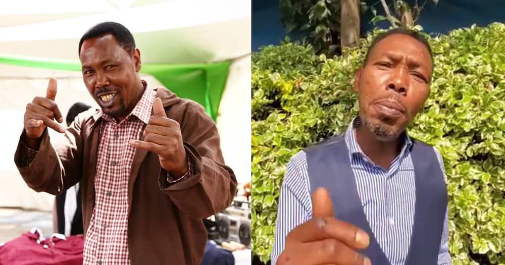 Omosh: Ex-Tahidi High Actor Admits He's Still Battling Alcoholism, Advises Upcoming Actors