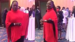 Suzanna Owiyo Thrills Fans with Flawless Dance Moves While Dancing to Sauti Sol's Suzanna Song