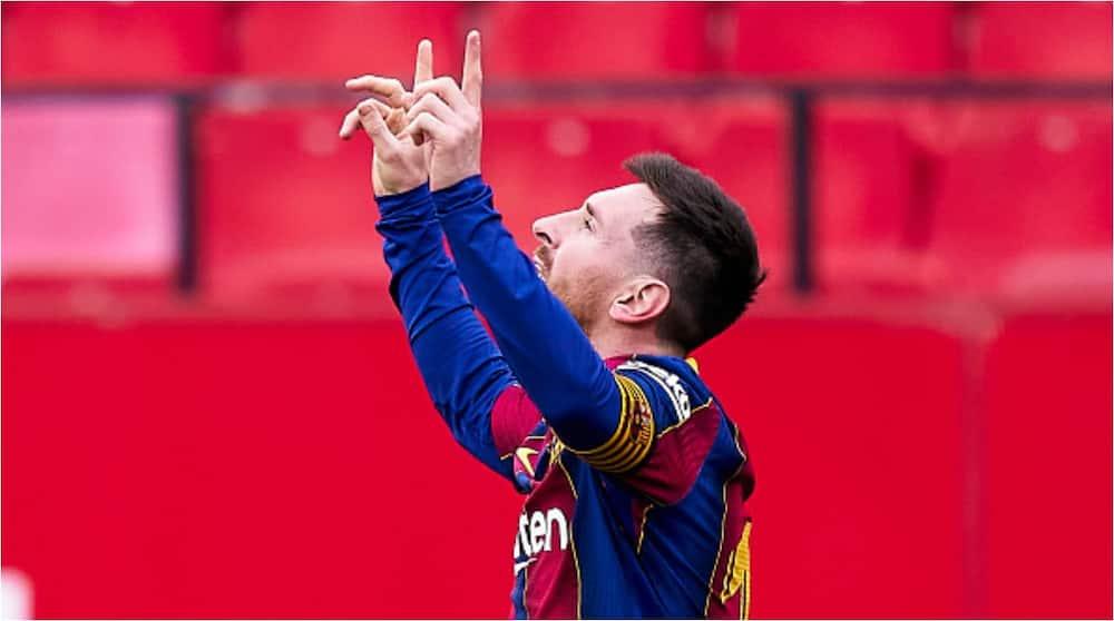 Magical Messi, Dembele score as Barcelona defeat Sevilla in highly-entertaining La Liga fixture