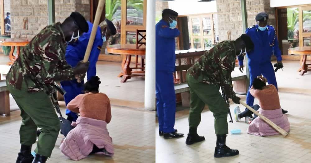 Mutheu Musyimi: MCA wa Mlango Kubwa ajikuta pabaya mikoni mwa polisi