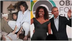 Throwback Photo of Obama, Michelle Living Humble life in 'Small' Apartment Stirs Reactions