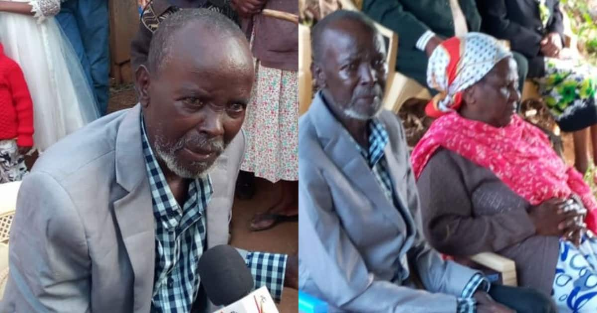 81-year-old man returns home 51 years after abandoning family ▷ Tuko.co.ke