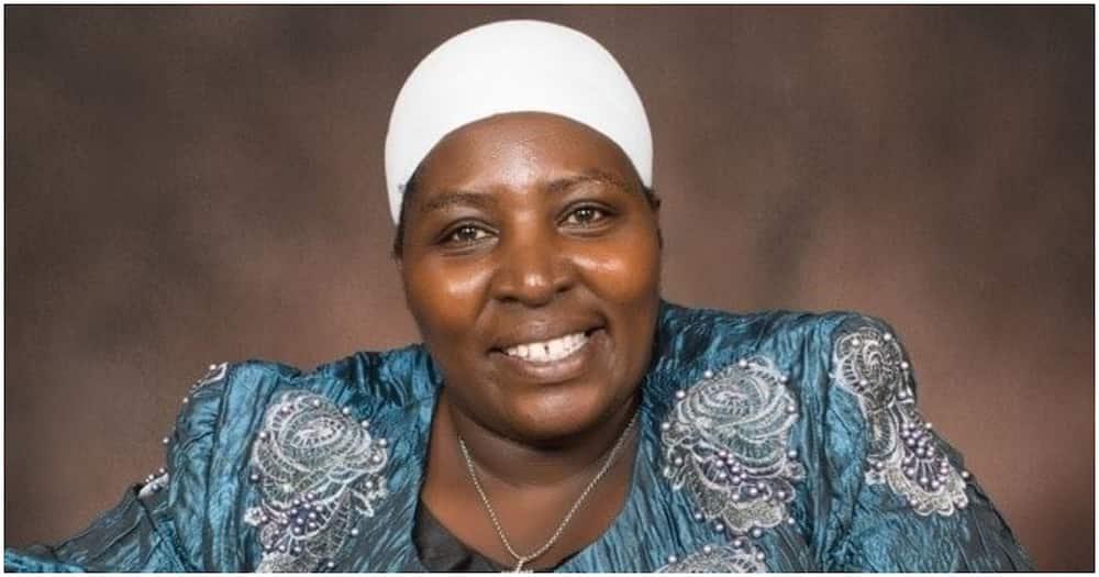 Kikuyu gospel musician Elizabeth Nyambere. Photo: Kikuyu Elizabeth Nyambere.