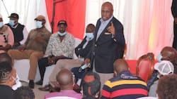 Gideon Moi Meets Kiambu MCAs in Bid to Revive KANU's Popularity