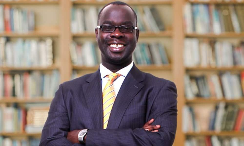 Ken Okoth in 2018 drafted a bill seeking to legalise bhang smoking and farming and presented it before National Assembly Speaker Justin Muturi. Photo: Ken Okoth