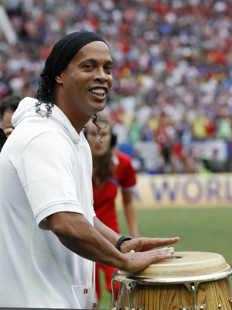 Ronaldinho's visit to Kenya under jeopardy after government seizes passport over unpaid debt