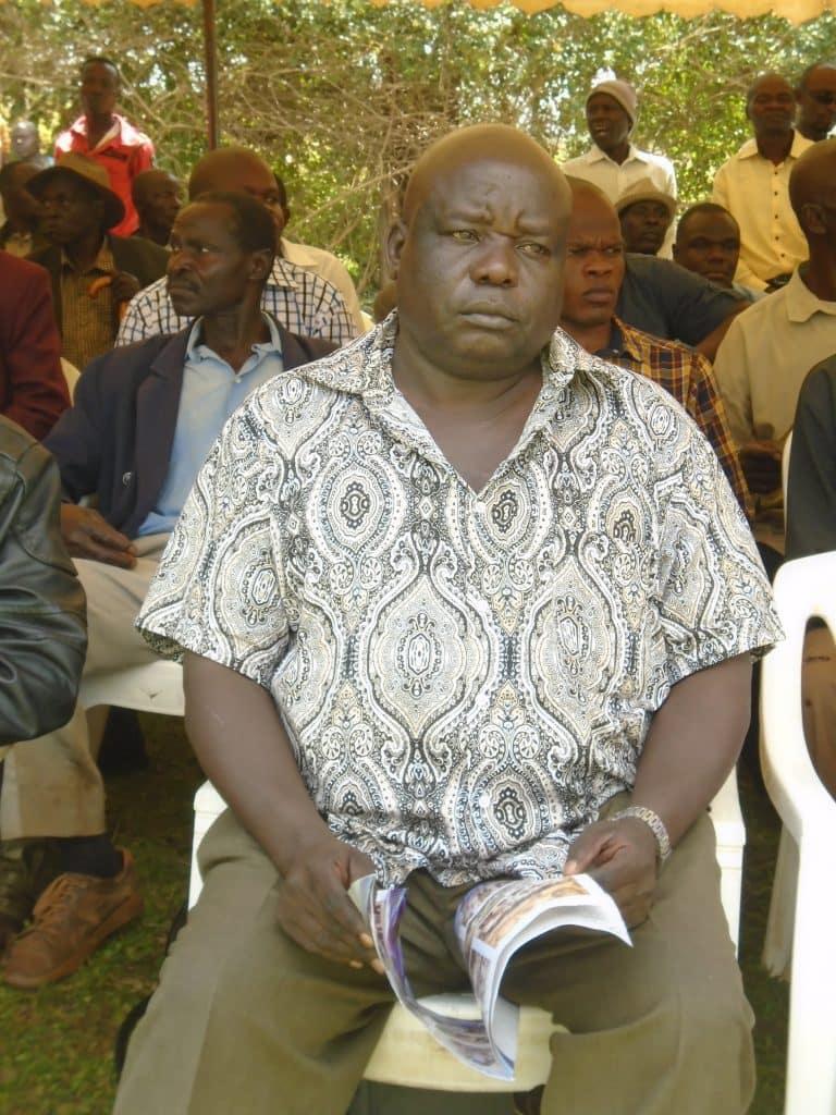 Mwanasiasa wa Bungoma aaga dunia