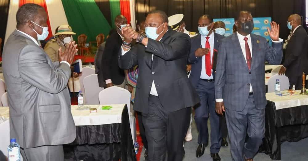 Uhuru atangaza uhuru wa kulewa, mifereji ya pombe kufunguliwa vilabuni