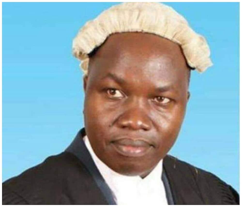 Henry Kuraka lawyer representing the Consumer Federation of Kenya. Photo: Henry Kuraka