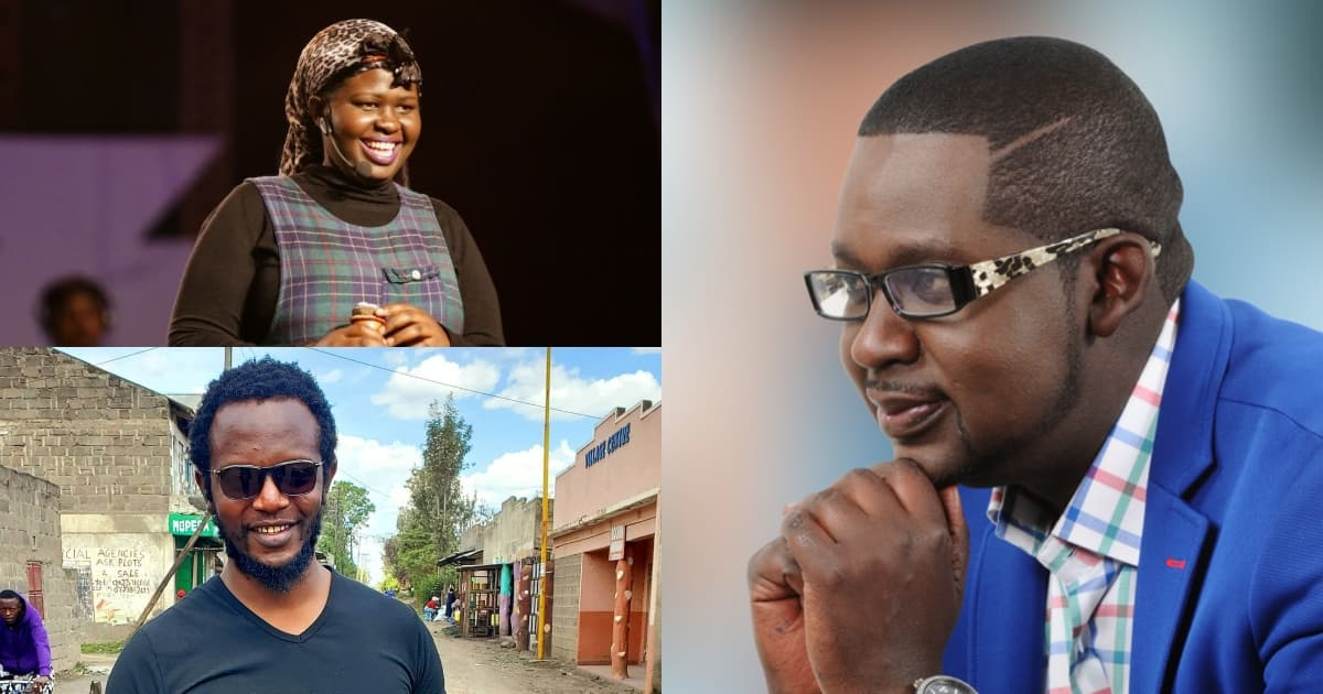 Hatimaye Mcheshi Churchill Azima Moto wa 'Makinda wake' Jemutai na Hamo ▷ Kenya News