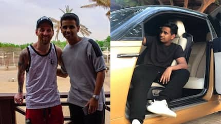 Meet 17-year-old Belhasa, exotic zoo owner in Dubai visited by top stars