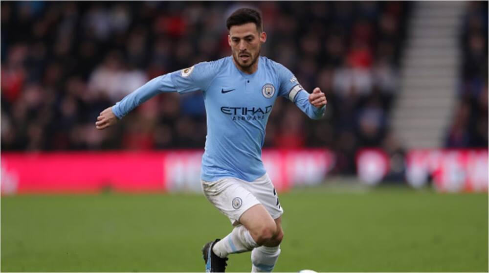 David Silva: Manchester City star bids farewell to Etihad after 10 years
