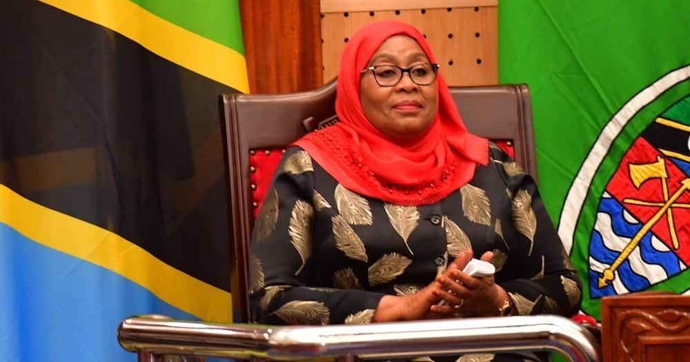 Samia Suluhu Elected First Woman Chairperson of Tanzania's Ruling Party CCM
