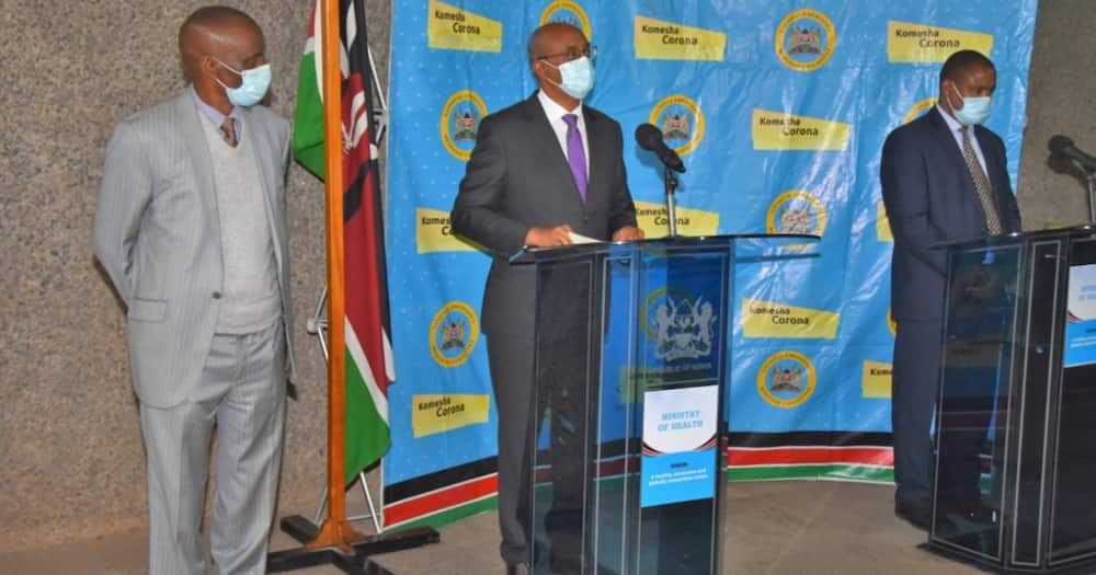 COVID-19: Kenya records 98 new infections, 62 recoveries and 2 deaths