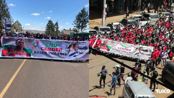 Agnes Tirop: Eldoret Town Brought to Standstill as Olympian's Body Leaves Morgue for Burial
