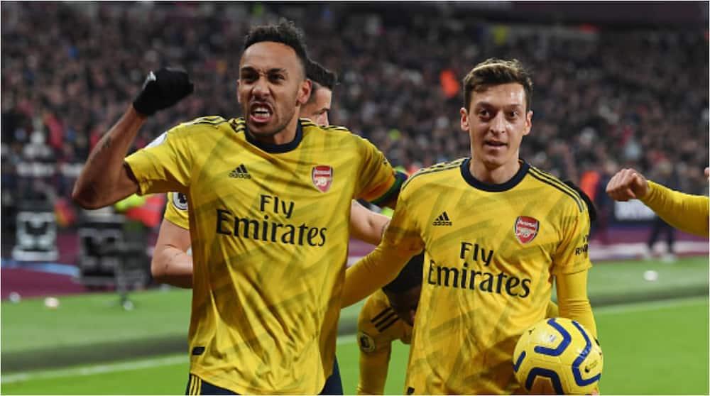Jack Wilshere says Arsenal dumping Ozil is reason for Aubameyang's goal drought