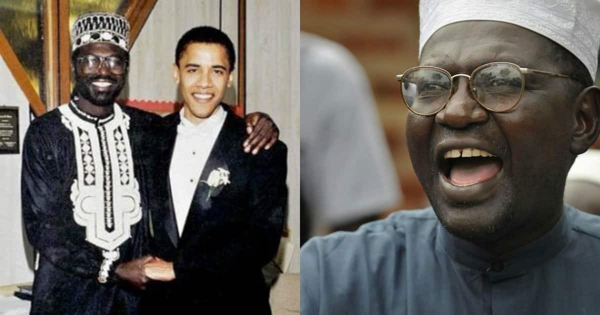 « Barack Obama est devenu impitoyable et froid après être devenu riche »: son demi-frère fait des révélations