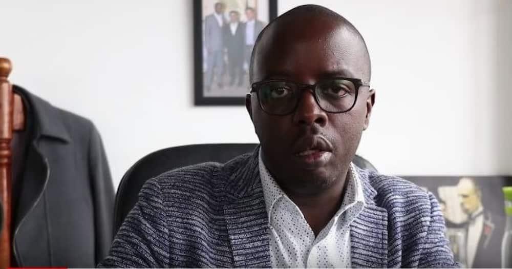 "Raila Odinga Junior apologises for his remarks against ODM: ""I wasn't targeting anyone"""