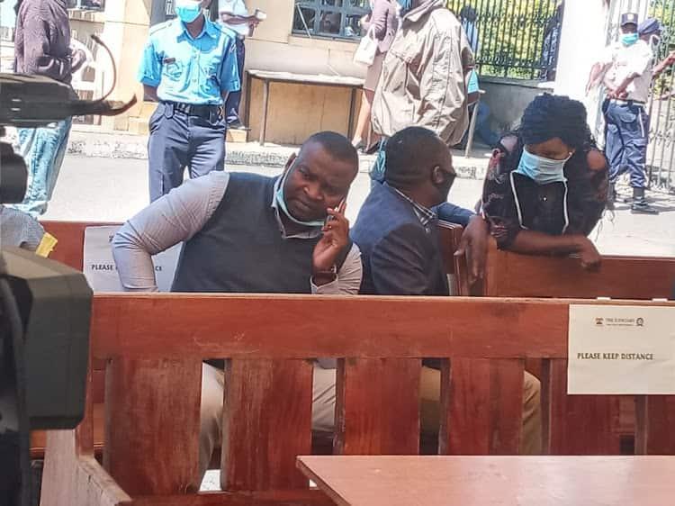 Court orders DCI to release Rashid Echesa's posh car, firearms