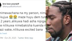 """Kenyan man painfully narrates lover cheated on him with her """"cousin"""" for 2 years"""