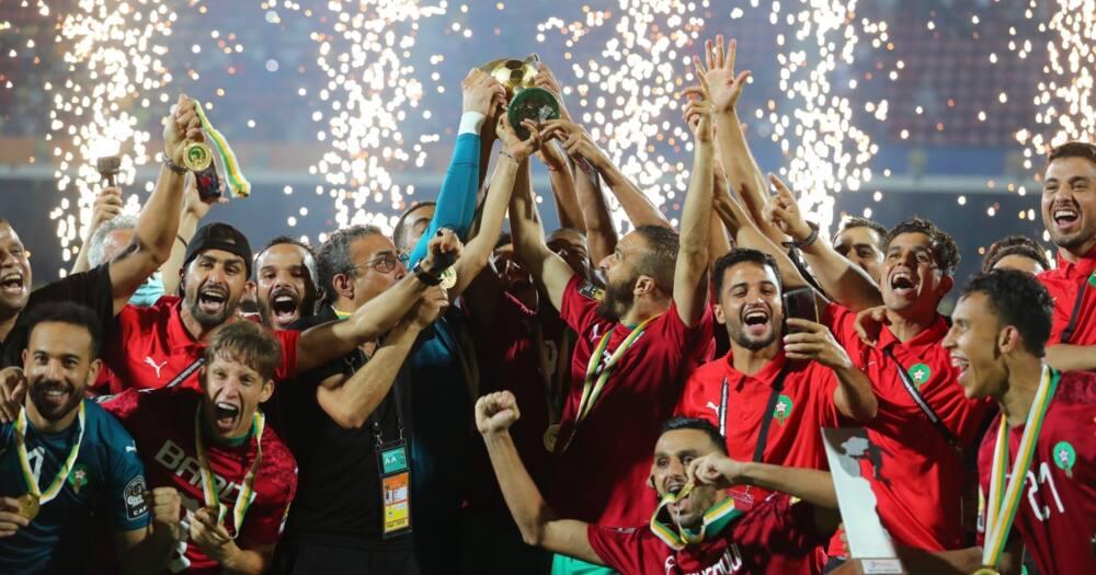 Morocco yaishinda Mali 2-0 na kulihifadhi kombe la Chan