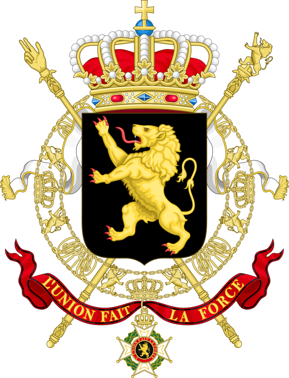 List of countries with monarchy governments in 2019