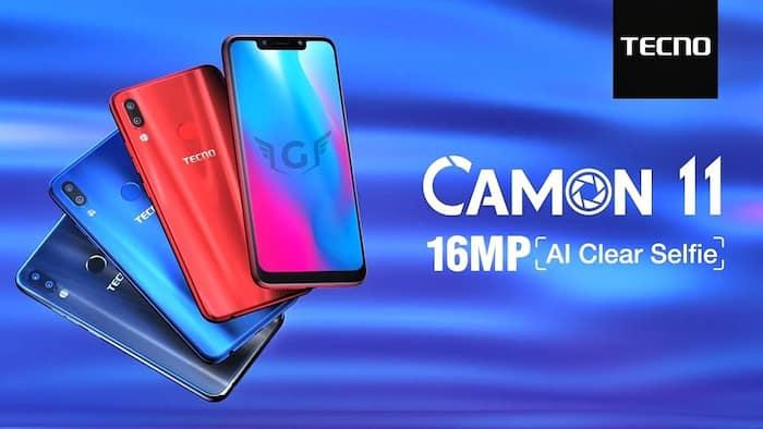 Tecno Camon 11 specs and price in Kenya 2019 ▷ Tuko co ke