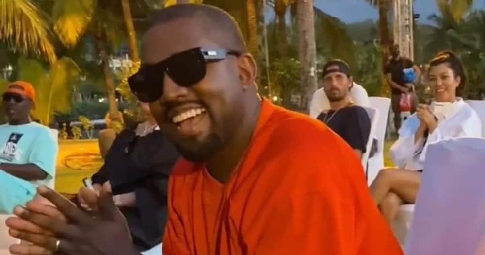 Kanye West working on new album weeks after Kim Kardashian filed for divorce