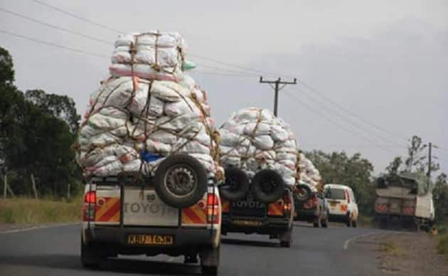 Government vows to deal with Miraa vehicles as Michuki rules roar back to life