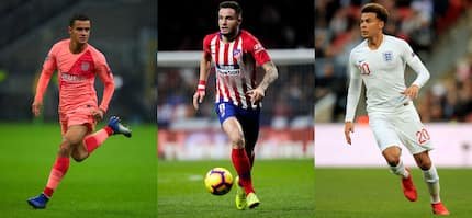 5 most valuable midfielders in the world at the moment