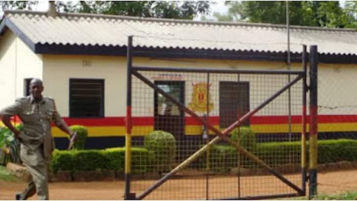 Kakamega: Prisoner splashes bucket of urine on police officer, breaks out from custody