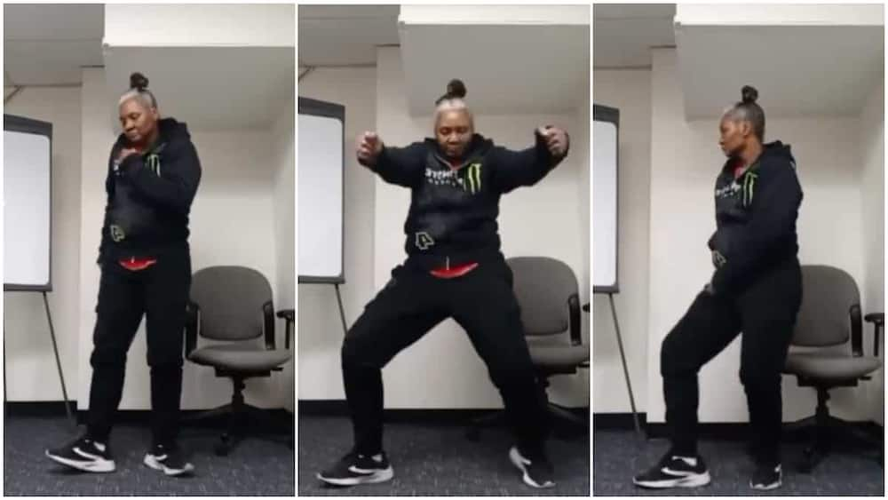 75-year-old woman shows mad dance skill to popular Micheal Jackson song, video stuns social media