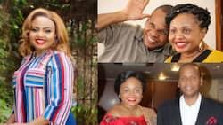 """Mwanaisha Chidzuga celebrates hubby's birthday in sweet post: """"50 looks good on you"""""""