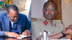 Uhuru nominates top spy Hillary Mutyambai as new IG to replace Joseph Boinnet