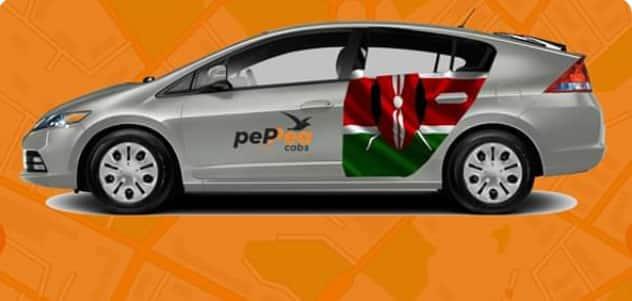 Peppea taxi app: APK app download, registration, costs