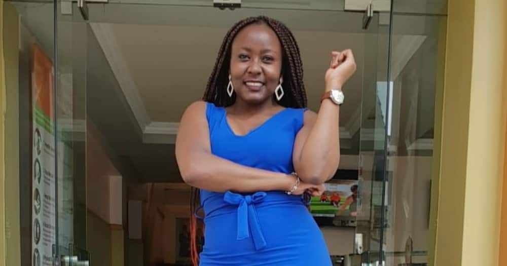 Radio presenter Selly Kadot says a relationship can fail even after dating for 7 years