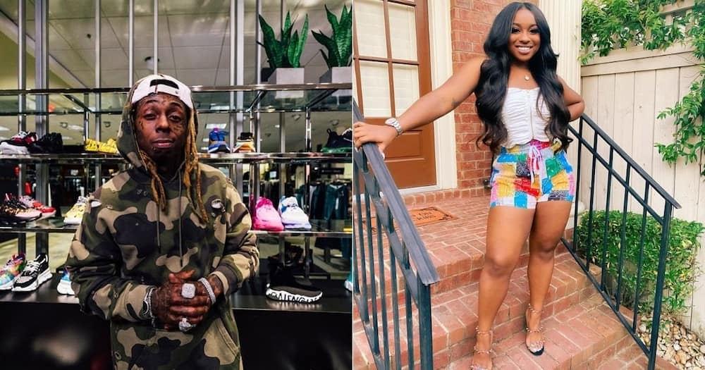 Lil Wayne slammed for throwing daughter a party amid COVID-19 pandemic