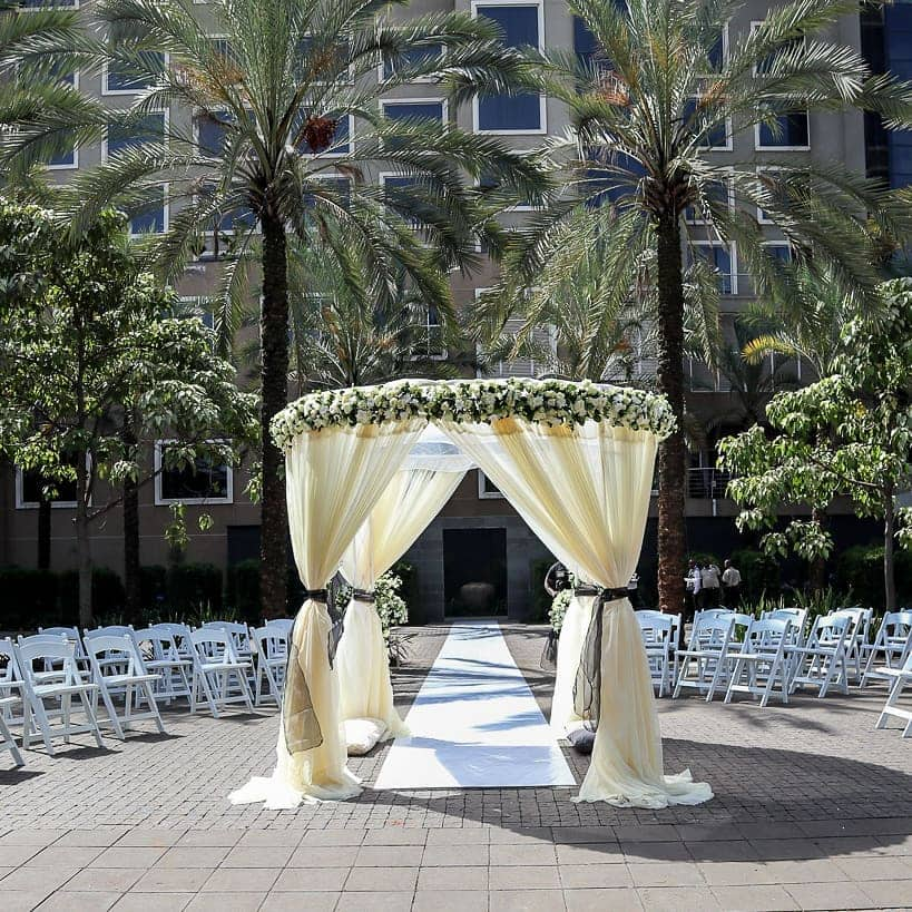wedding venues in Nairobi and their charges