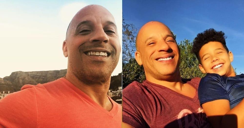 Vin Diesel's Son Vincent Sinclair Joins Fast & Furious 9, Fans React