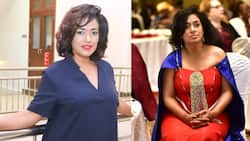 """Netizens stunned by Esther Passaris as MP celebrates 56th birthday: """"She is not ageing"""""""