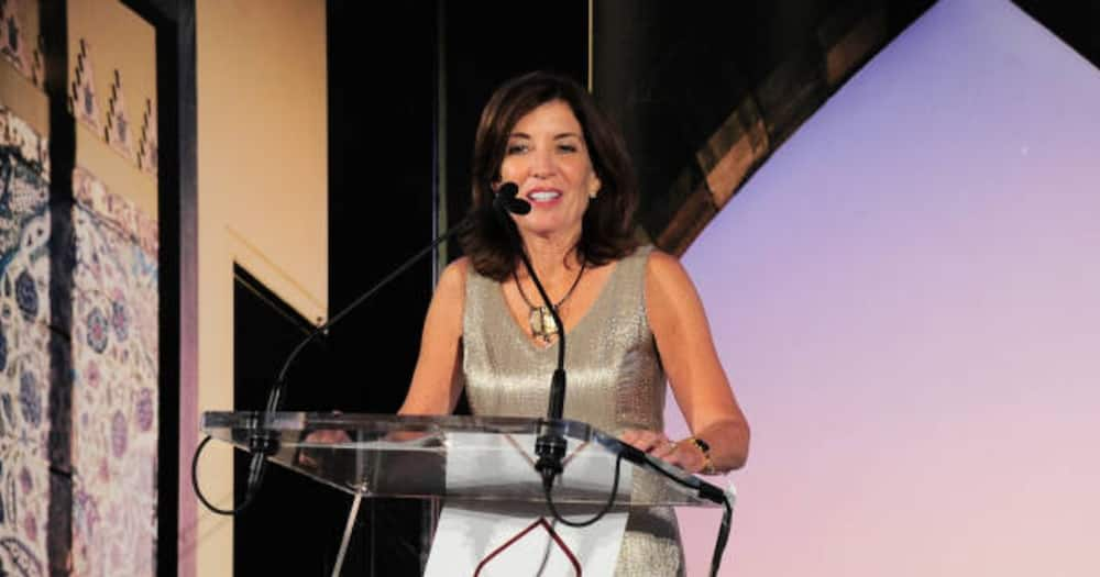 Lieutenant Governor of New York State Kathy Hochul. Photo: Getty Images.