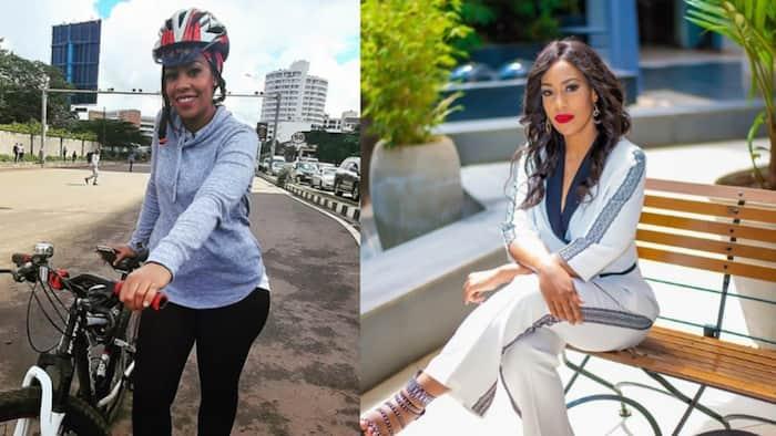 "Victoria Rubadiri Says Starting Career, Finishing School as Single Mum Was Miracle: ""I Thank God"""