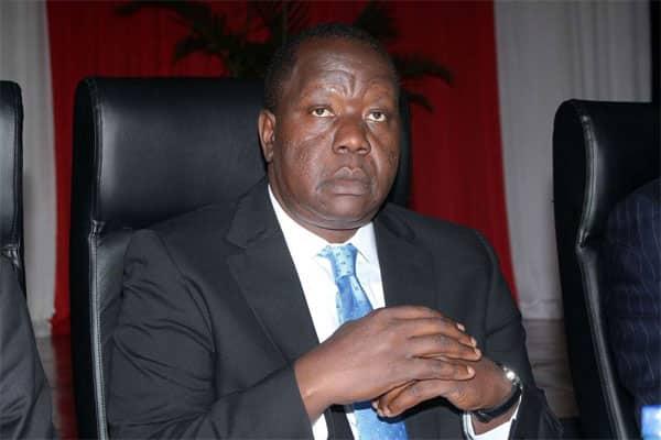 Kisii elders accuse CS Fred Matiang'i of abandoning his village mates