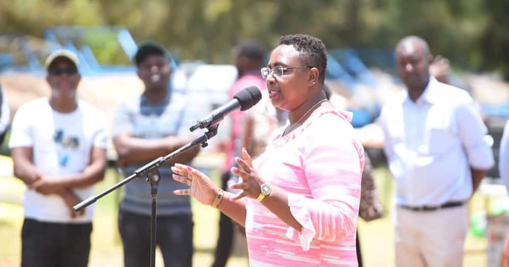 DPP aidhinisha mashtaka ya mauaji dhidi ya Mbunge Aisha Jumwa
