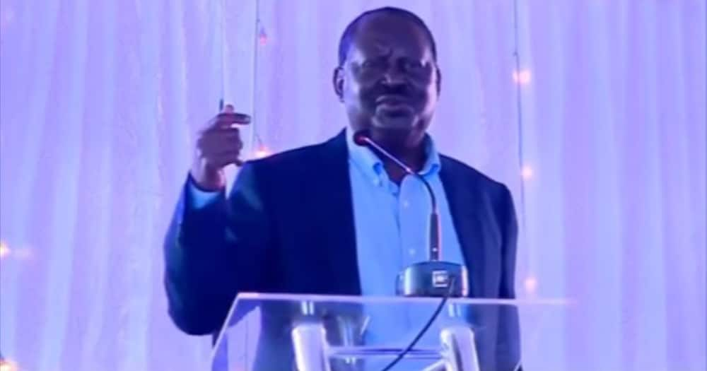 Raila began his company in 1971.