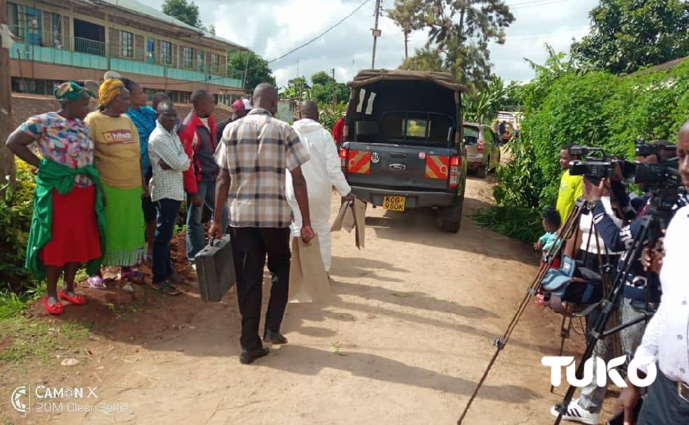 Murang'a: 24 year-old prison warden found dead in her house
