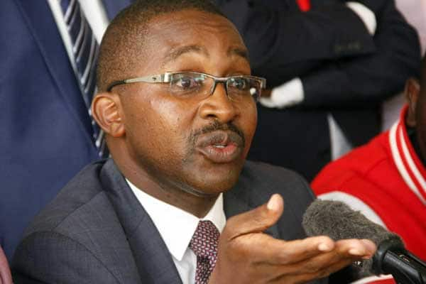 Murang'a governor registers new party as Uhuru's succession race hots up